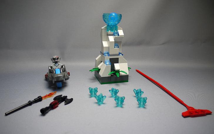 LEGO-70106-アイスタワーを作った1.jpg