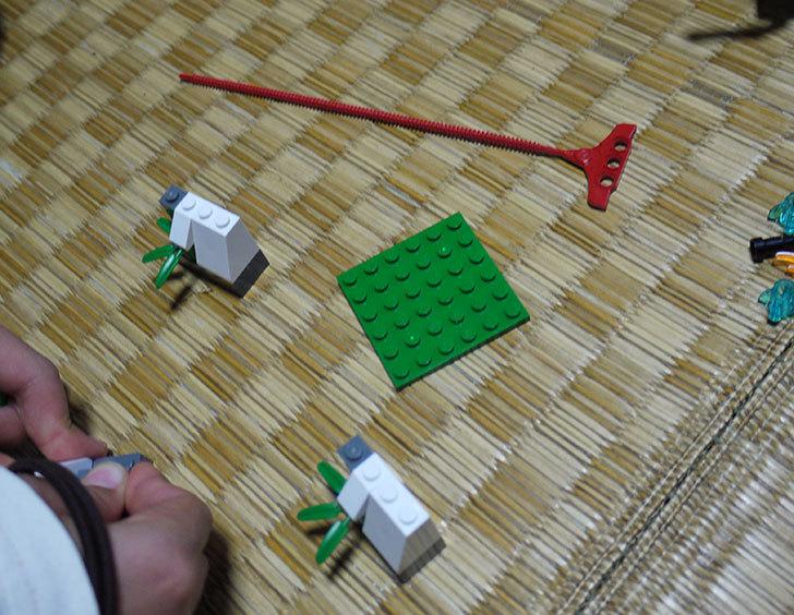 LEGO-70106-アイスタワーを作った7.jpg