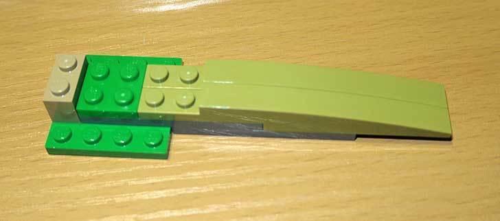 LEGO-70112-チーマ-ガブッと-わにの口を作った11.jpg