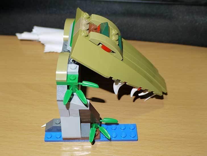 LEGO-70112-チーマ-ガブッと-わにの口を作った16.jpg