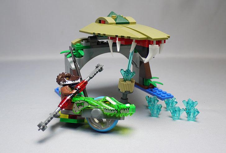 LEGO-70112-チーマ-ガブッと-わにの口を作った19.jpg
