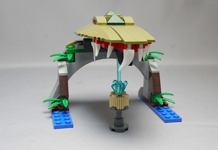 LEGO-70112-チーマ-ガブッと-わにの口を作った21.jpg