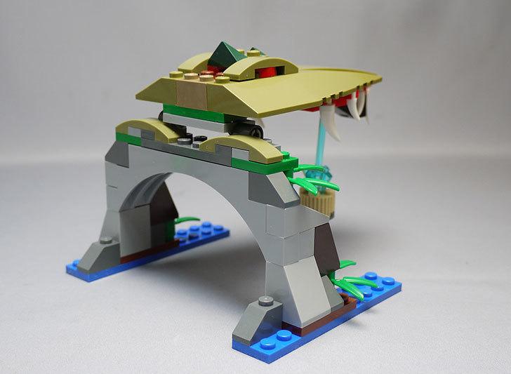 LEGO-70112-チーマ-ガブッと-わにの口を作った24.jpg
