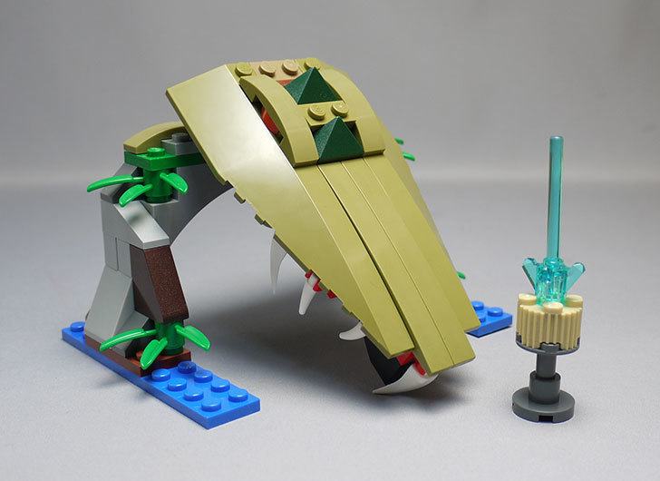 LEGO-70112-チーマ-ガブッと-わにの口を作った26.jpg