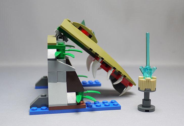 LEGO-70112-チーマ-ガブッと-わにの口を作った27.jpg