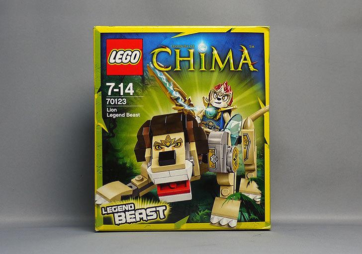 LEGO-70123-伝説のビースト「ライオン」を買った1.jpg