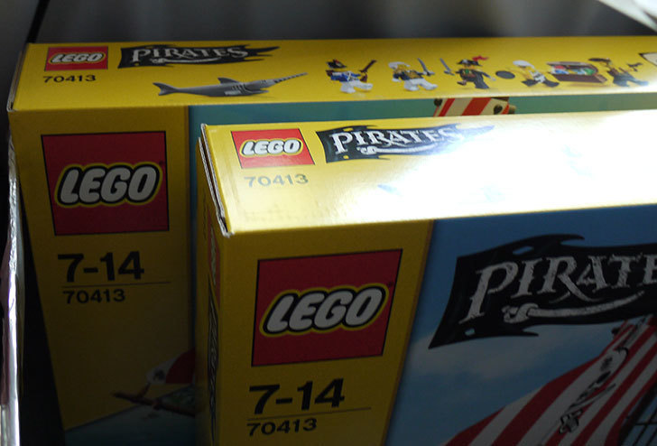 LEGO-70413-海賊船が届いた。追加2個分2.jpg