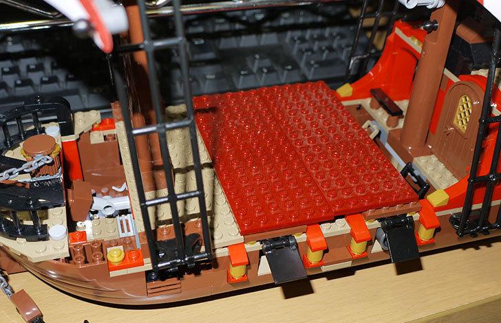 LEGO-70413-海賊船の改造を始めた1-1.jpg