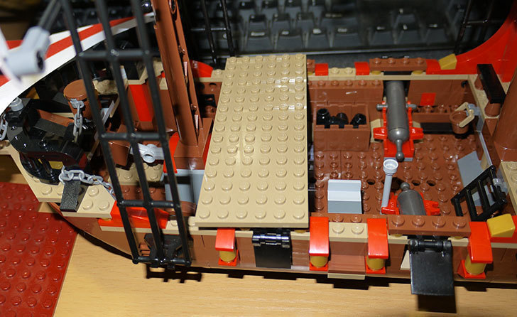 LEGO-70413-海賊船の改造を始めた1-4.jpg