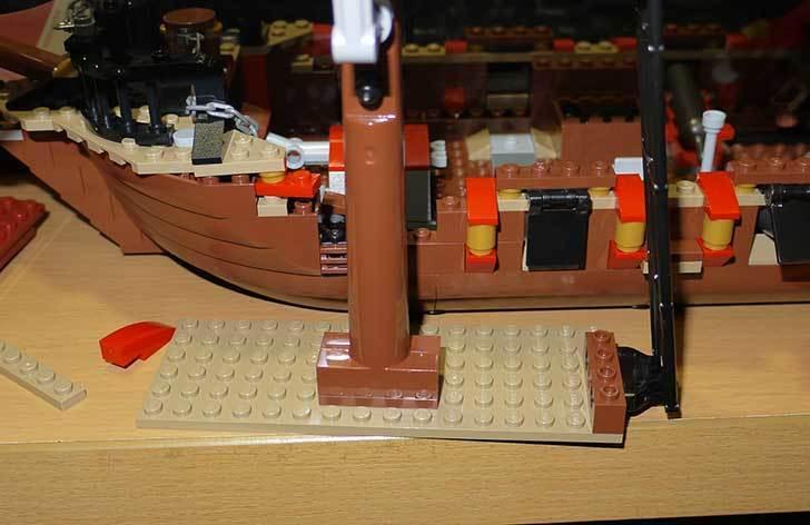 LEGO-70413-海賊船の改造を始めた1-5.jpg