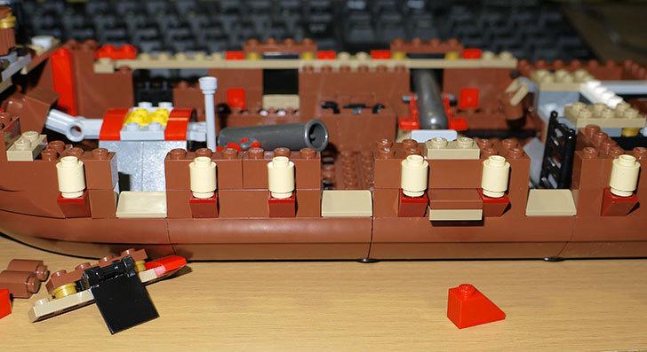 LEGO-70413-海賊船の改造を始めた2-3.jpg