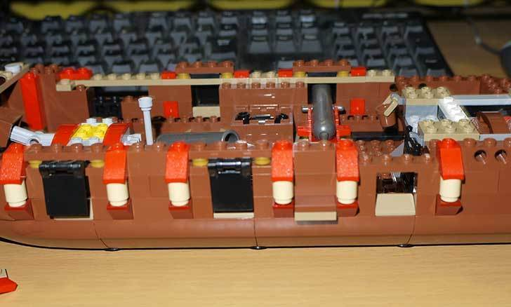 LEGO-70413-海賊船の改造を始めた2-5.jpg