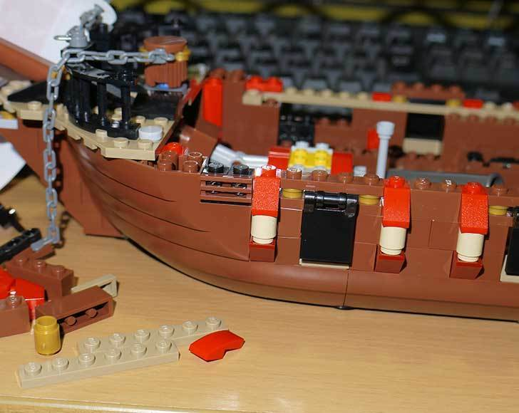 LEGO-70413-海賊船の改造を始めた2-6.jpg