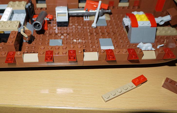 LEGO-70413-海賊船の改造を始めた3-4.jpg