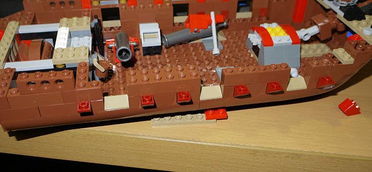 LEGO-70413-海賊船の改造を始めた3-5.jpg