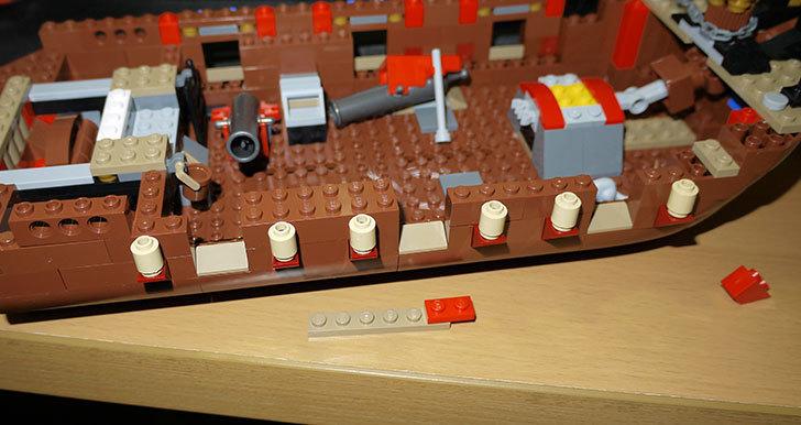 LEGO-70413-海賊船の改造を始めた3-6.jpg