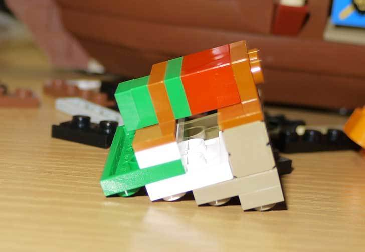 LEGO-70413-海賊船の改造を始めた4-11.jpg