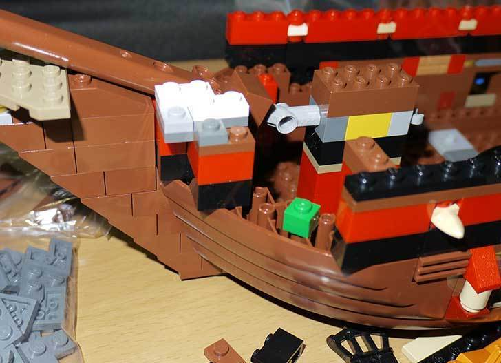 LEGO-70413-海賊船の改造を始めた4-15.jpg
