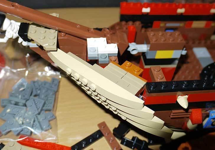 LEGO-70413-海賊船の改造を始めた4-16.jpg