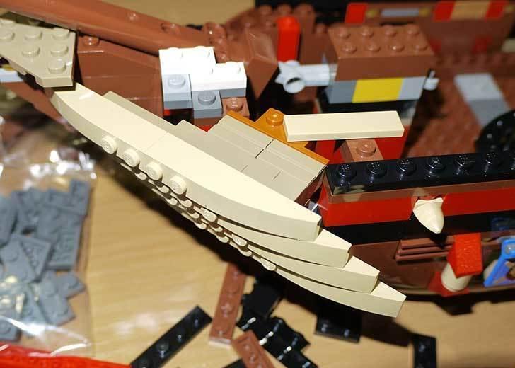 LEGO-70413-海賊船の改造を始めた4-17.jpg