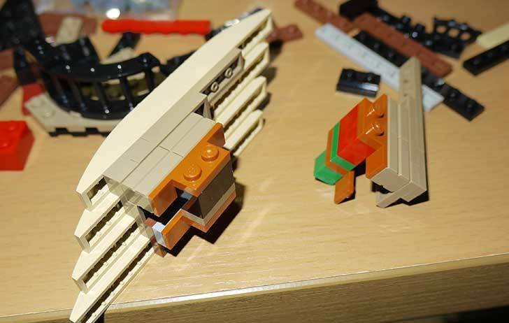 LEGO-70413-海賊船の改造を始めた4-8.jpg