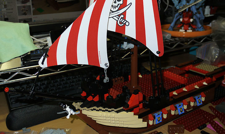 LEGO-70413-海賊船の改造を始めた5-1.jpg
