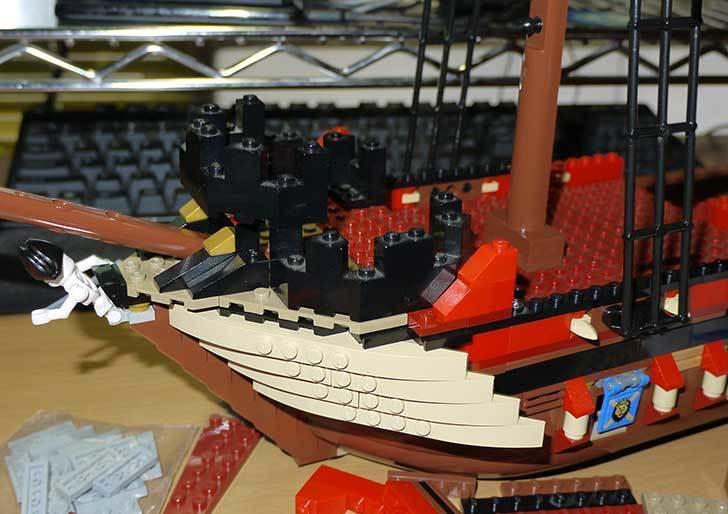 LEGO-70413-海賊船の改造を始めた5-4.jpg