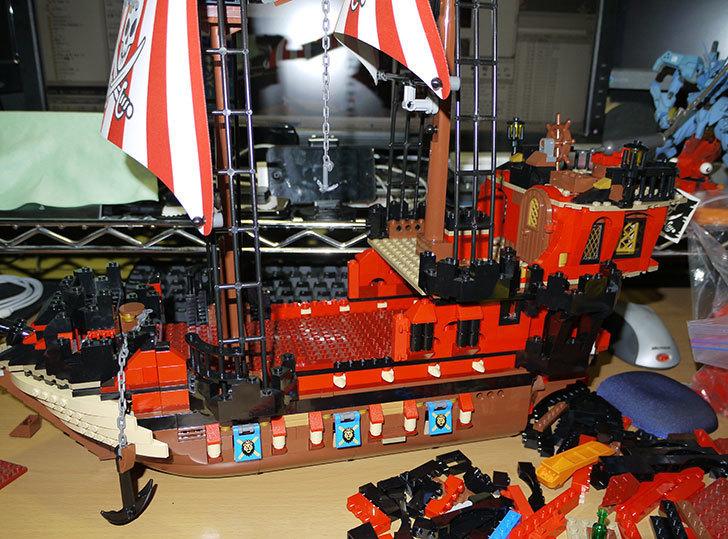 LEGO-70413-海賊船の改造を始めた7-1.jpg