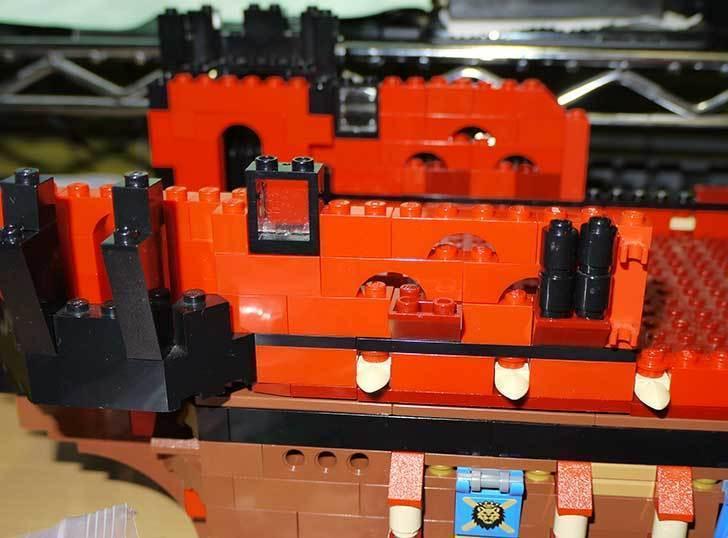 LEGO-70413-海賊船の改造を始めた7-12.jpg