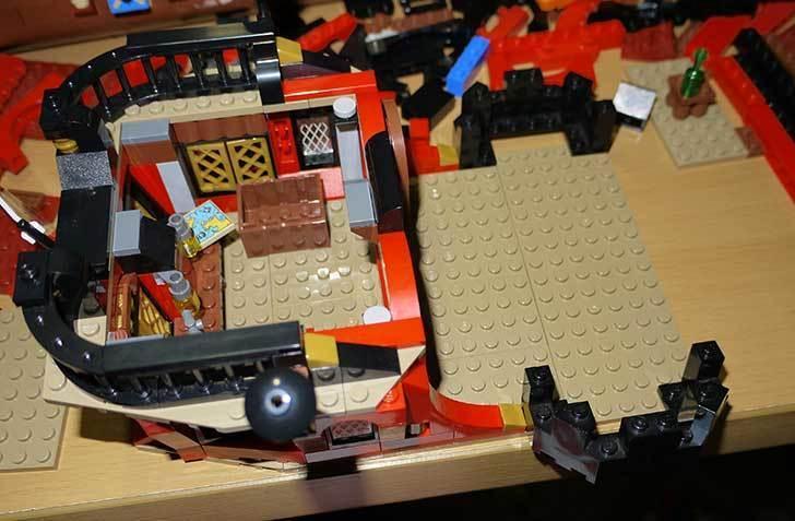 LEGO-70413-海賊船の改造を始めた7-15.jpg