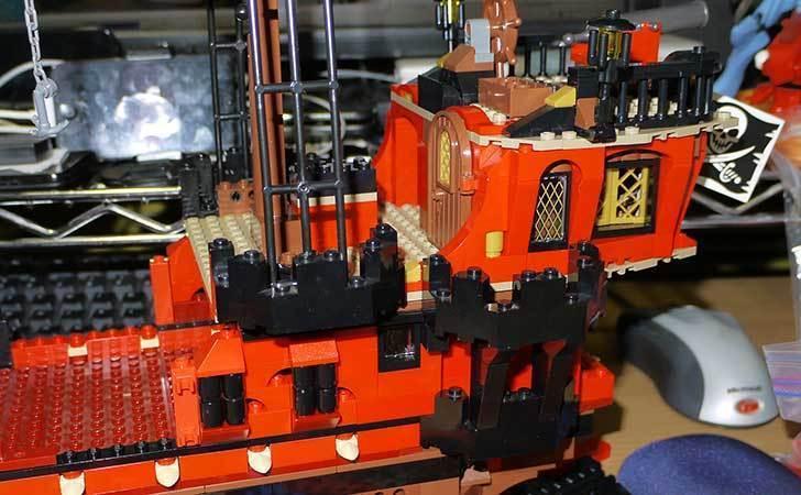 LEGO-70413-海賊船の改造を始めた7-16.jpg