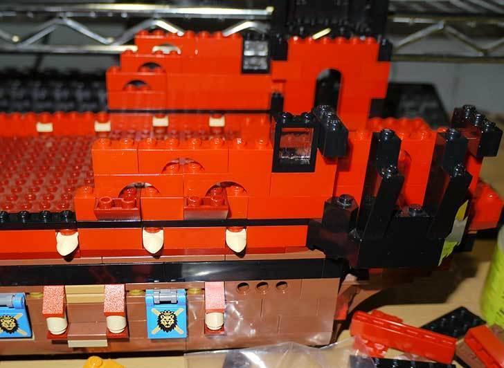 LEGO-70413-海賊船の改造を始めた7-9.jpg