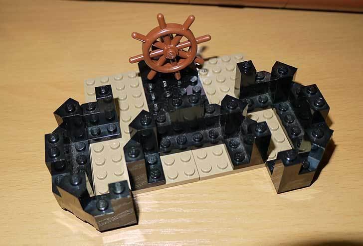 LEGO-70413-海賊船の改造を始めた8-4.jpg