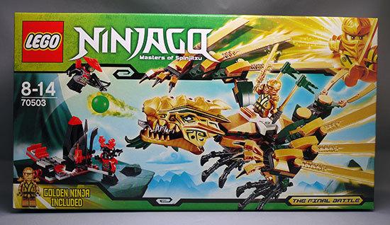 LEGO-70503-黄金ドラゴンを買った1.jpg