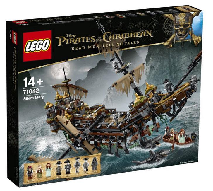 LEGO-71042-サイレント・メアリー号が18%offまで下がったので2個予約した1.jpg