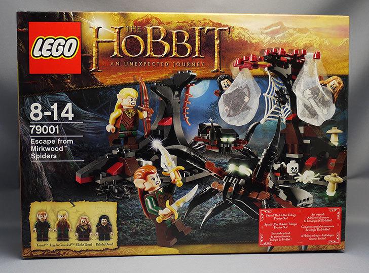 LEGO-79001-闇の森の巨大クモが届いた1-1.jpg