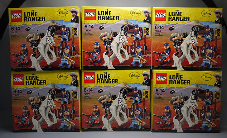 LEGO-79106-騎兵隊ビルダーセットを5個追加購入した2.jpg