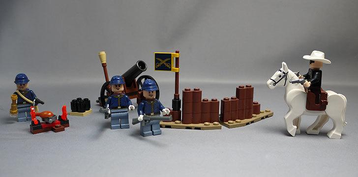LEGO-79106-騎兵隊ビルダーセットを作った1.jpg
