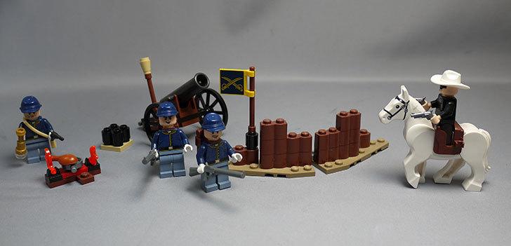 LEGO-79106-騎兵隊ビルダーセットを作った11.jpg