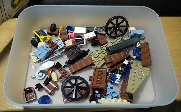 LEGO-79106-騎兵隊ビルダーセットを作った3.jpg