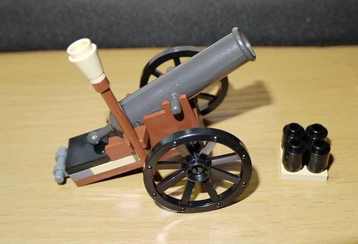 LEGO-79106-騎兵隊ビルダーセットを作った9.jpg