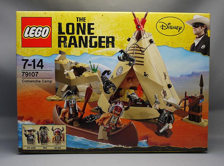 LEGO-79107-コマンチ族のキャンが届いた1.jpg