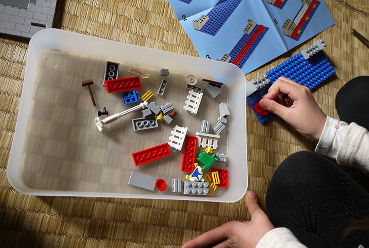 LEGO-850702-Classic-Picture-Frameを作った3.jpg