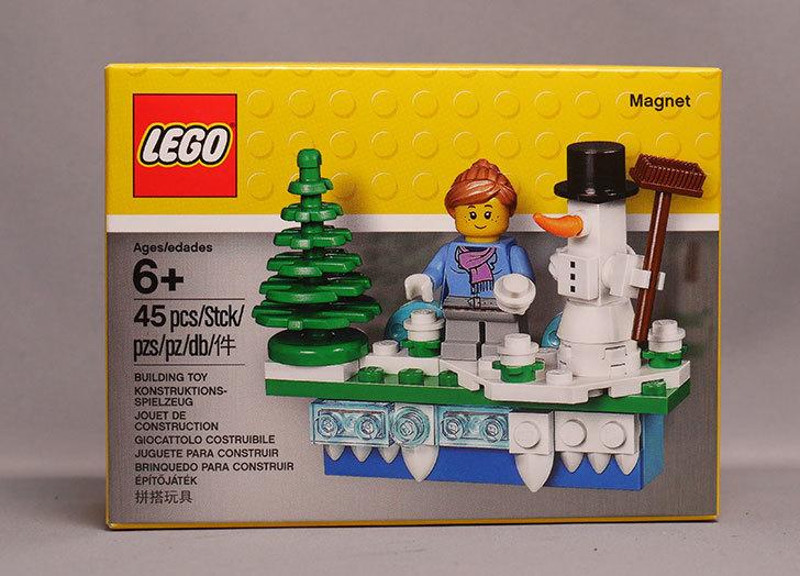 LEGO-853663 Iconic-Holiday-Magnetをクリブリで買って来た1.jpg