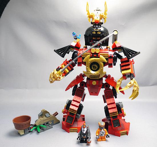 LEGO-9448-サムライ・ロボを作った1-0.jpg