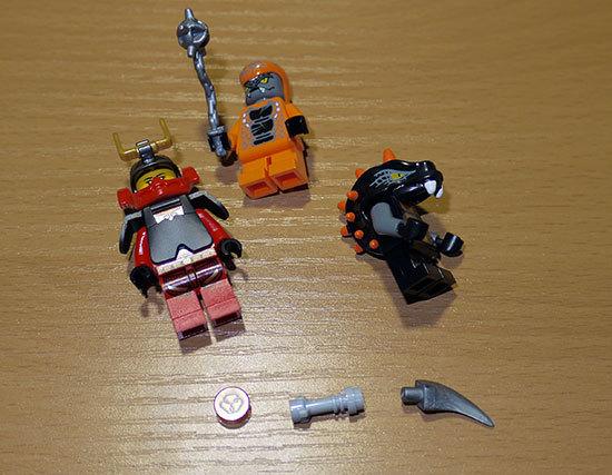 LEGO-9448-サムライ・ロボを作った1-3.jpg