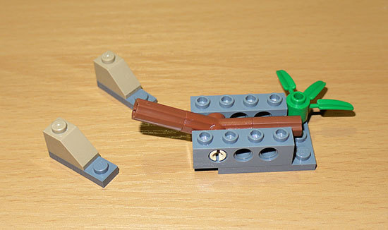 LEGO-9448-サムライ・ロボを作った1-5.jpg