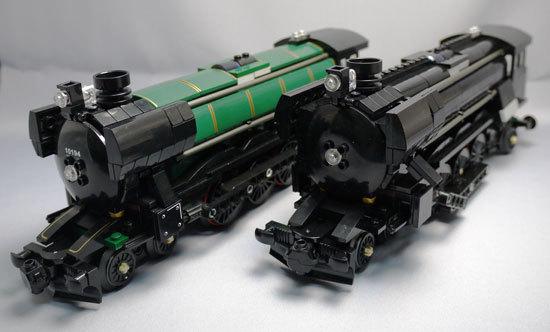 LEGO 10194 エメラルドナイト作成 9.jpg