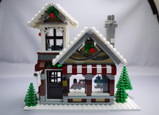 LEGO 10199 クリスマスセット作成3.jpg