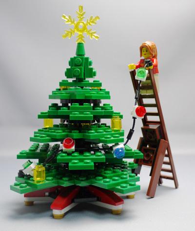 LEGO 10199 クリスマスセット作成8.jpg